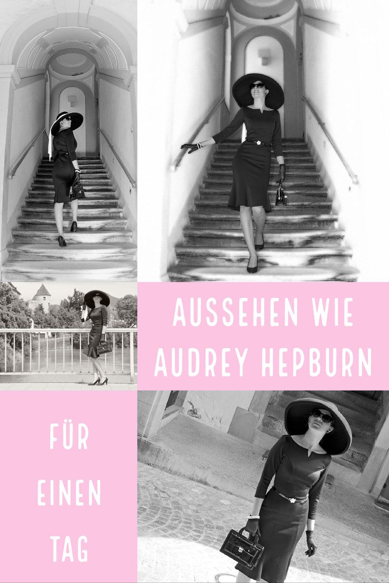 Aussehen wie Audrey Hepburn für einen Tag: Tipps von Vintage-Bloggerin RetroCat