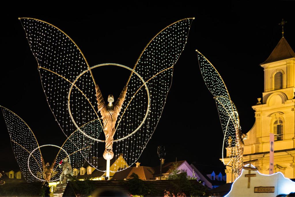 Der barocke Weihnachtsmarkt in Ludwigsburg