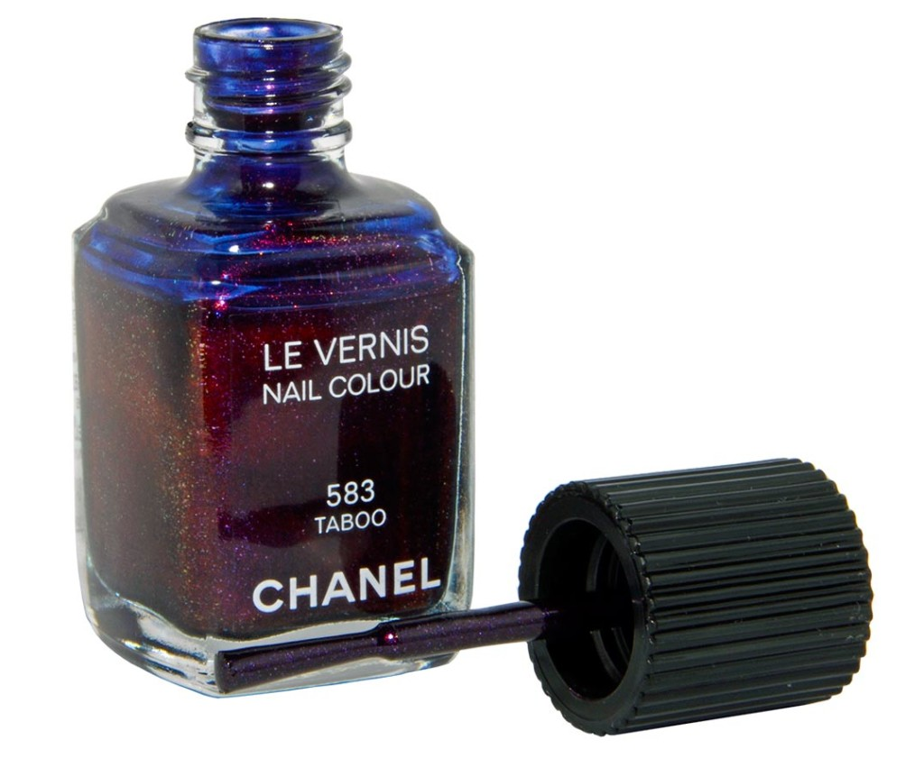 Der Chanel Le Vernis in Taboo