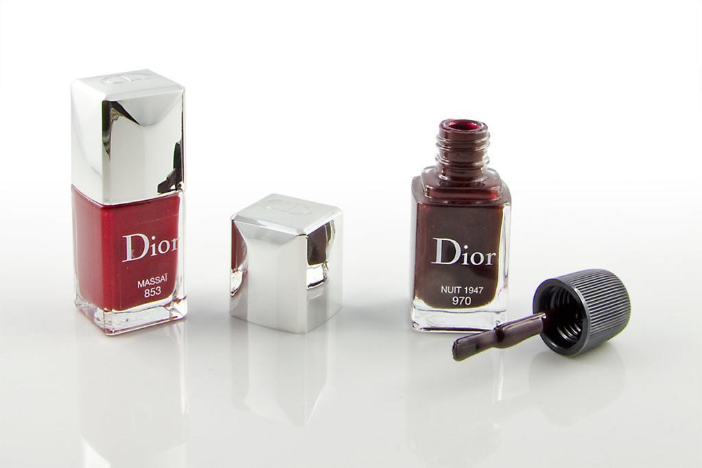 """Die Nagellacke """"Massai"""" und """"Nuit 1947"""" von Dior"""