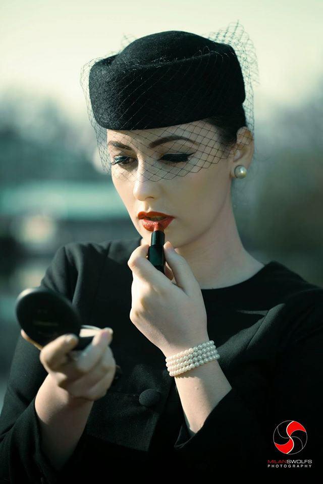 Vintage blogger Ma Chérie D
