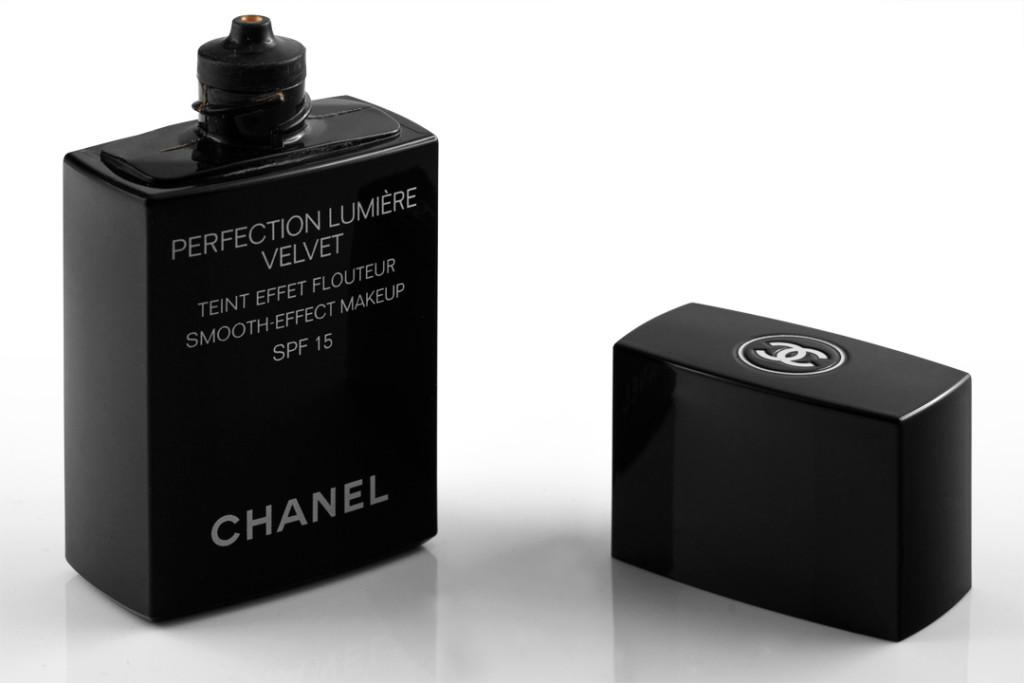 Das Perfection Lumière Make-up von Chanel