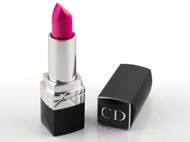"""Der pinke Lippenstift """"Vogue"""" von Rouge Dior"""