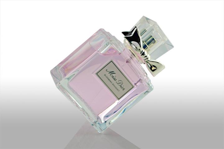 """Das Parfüm """"Blooming Bouquet"""" von Miss Dior"""