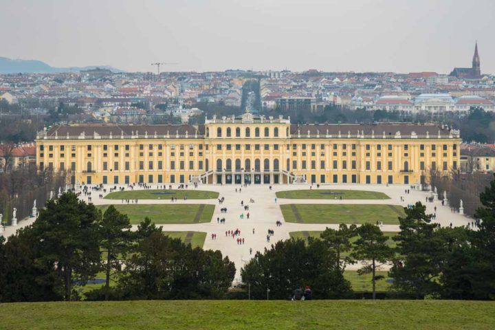 10 Things you should do at Schönbrunn Palace in Vienna