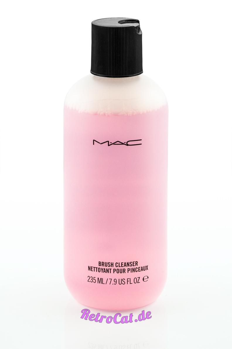Der Brush Cleanser von Mac