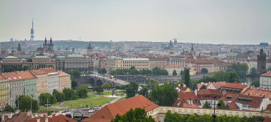 Tschechiens Hauptstadt Prag