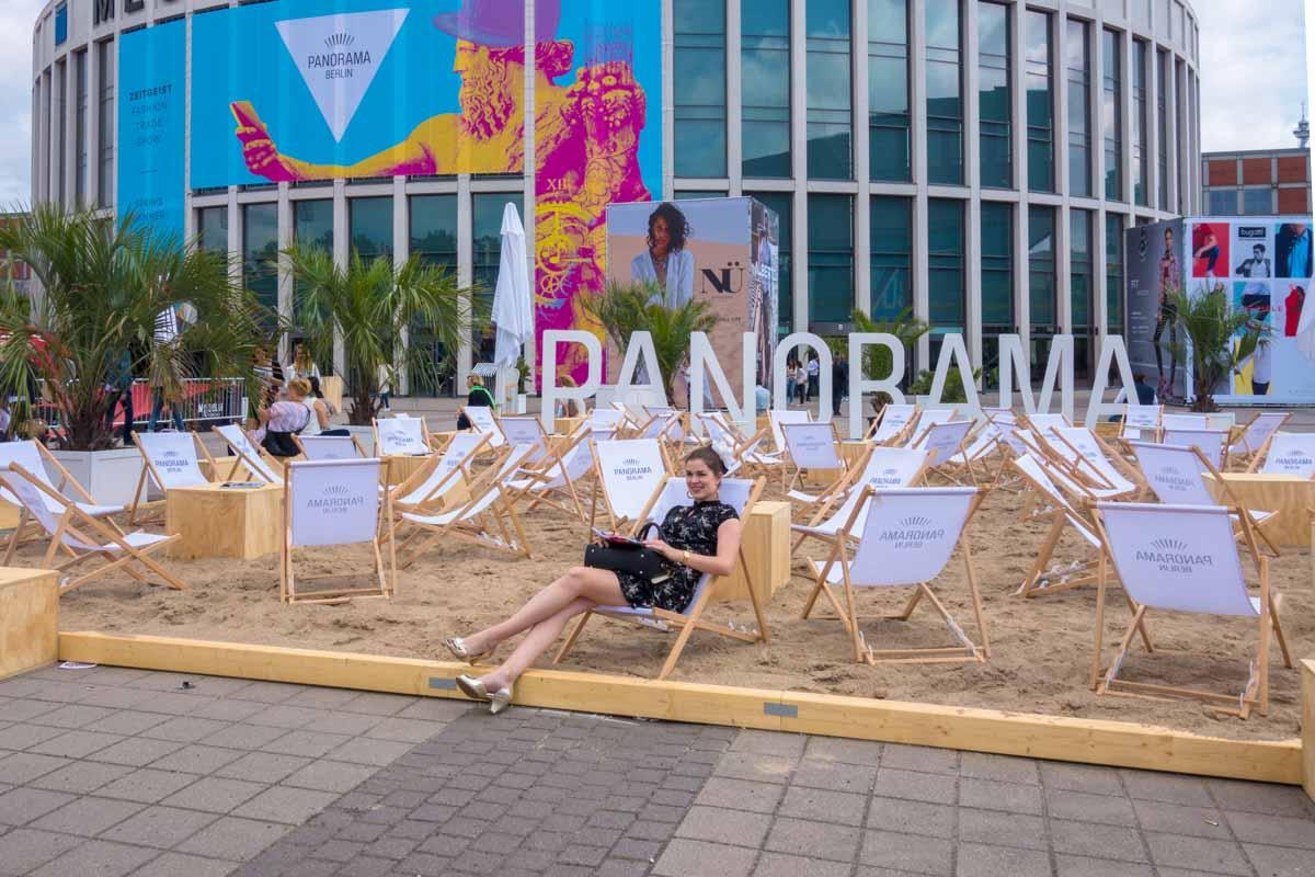 RetroCat auf der Fashion Week Berlin 2016