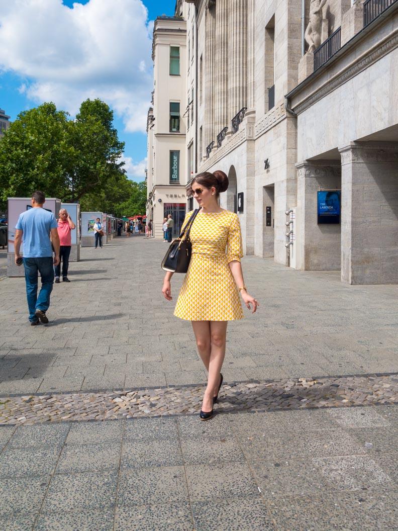 RetroCat auf der Fashion Week in Berlin