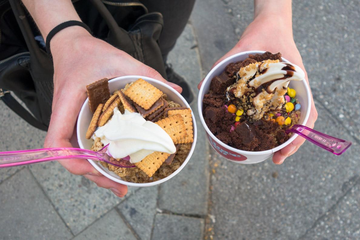 Frozen Yogurt von I Love Leo in München