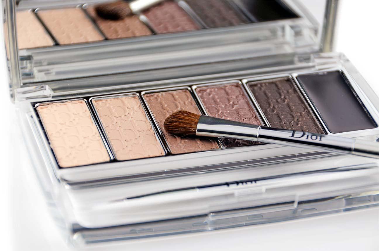 Die Eye Reviver Palette von Dior für ein 50er-Jahre-Make-up