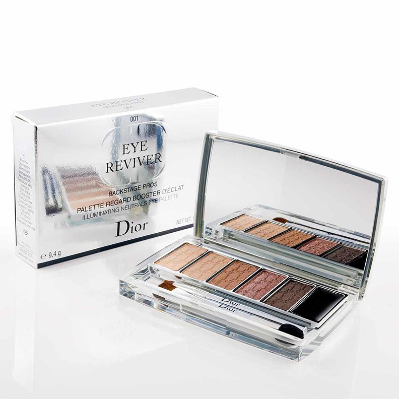 Die Dior Eye Reviver Palette im Test