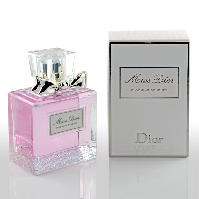 Das Parfüm Blooming Bouquet von Miss Dior im Test