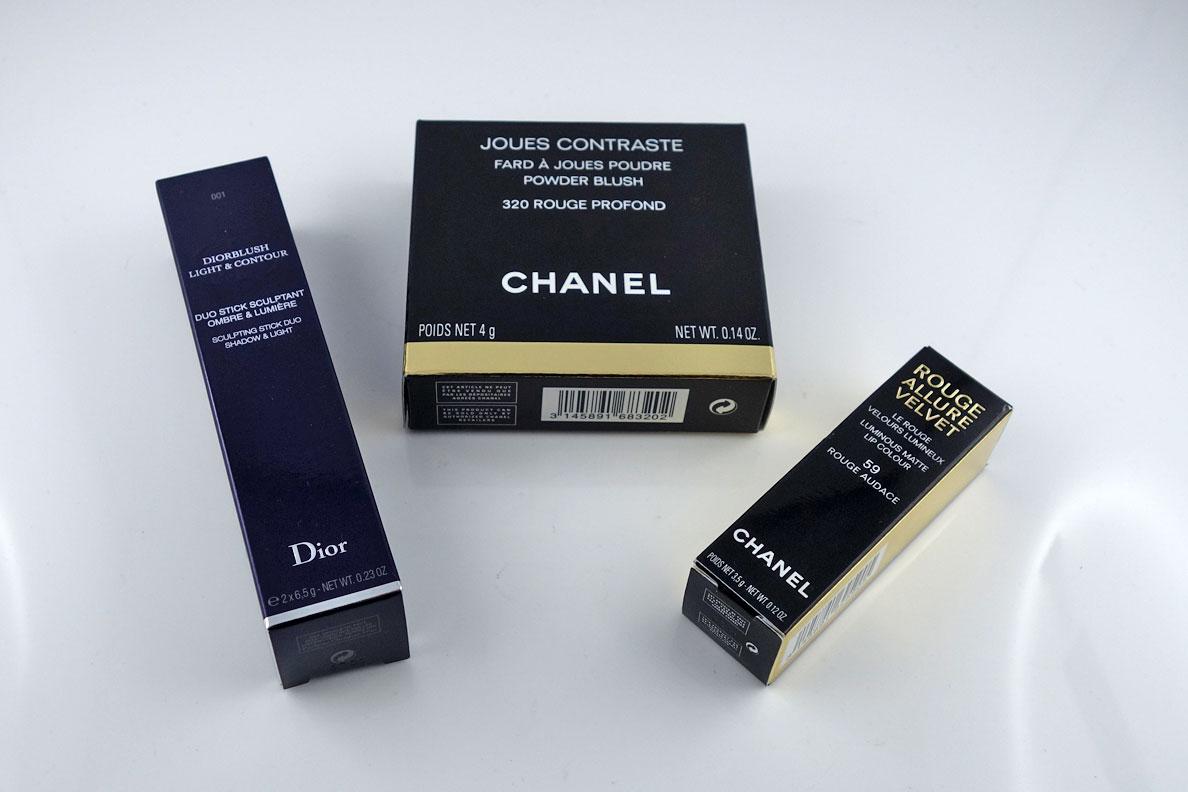 Die neuen Make-up-Kollektionen von Chanel und Dior