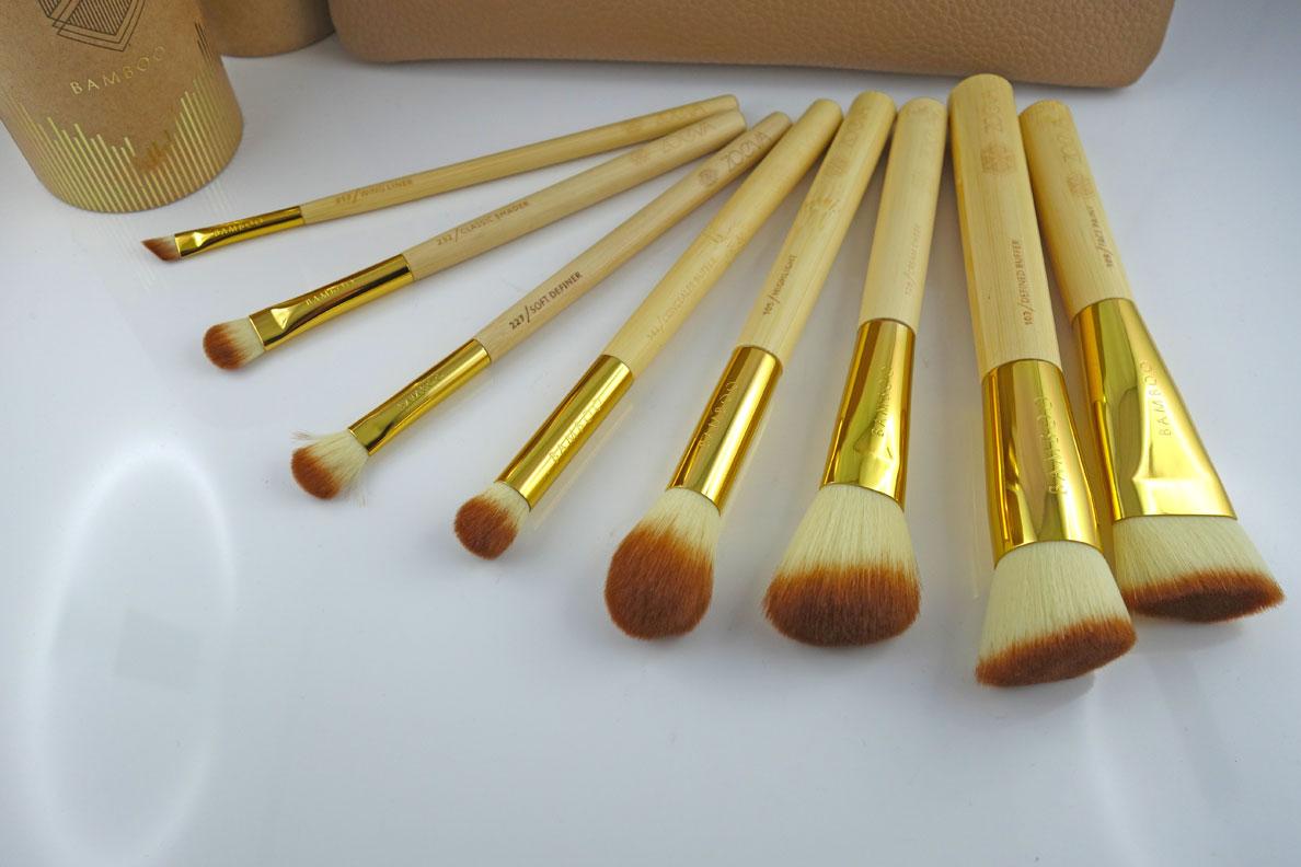 """Das Pinselset """"Bamboo"""" von Zoeva"""