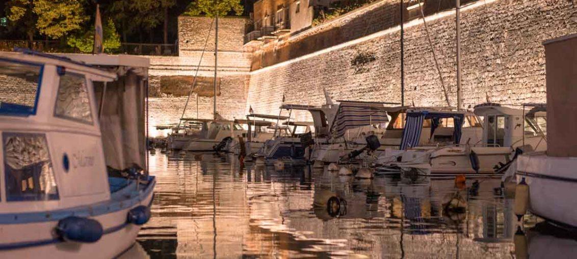 Reisetipp für den Kroatien-Urlaub: Die Hafenstadt Zadar in Norddalmatien