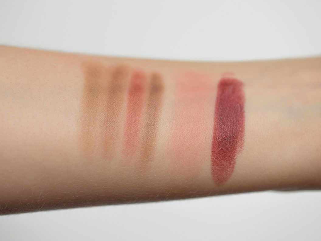 Swatches der Chanel Le Rouge Make-up-Kollektion Herbst 2016