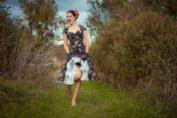 """Gespenstisch schön: Das Halloween-Kleid """"Harlow"""" von Hell Bunny"""