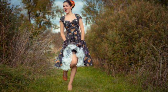 Gespenstisch schön: Das Halloween-Kleid