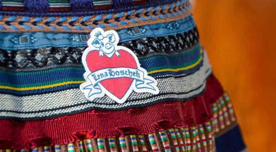 Ein Rock für alle Fälle: Der Ribbon Skirt von Lena Hoschek