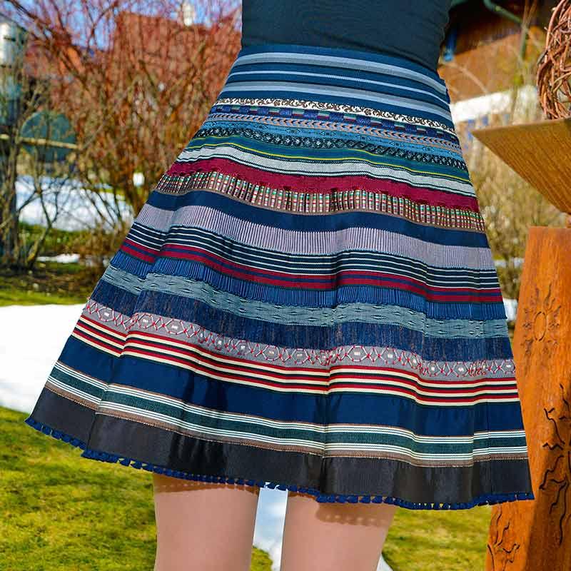 Der Ribbon Skirt von Lena Hoschek in der Gesamtansicht