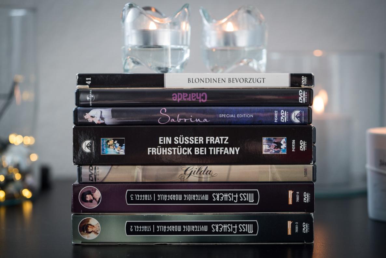 RetroCats DVD-Sammlung bestehend aus Serien und Filmklassikern