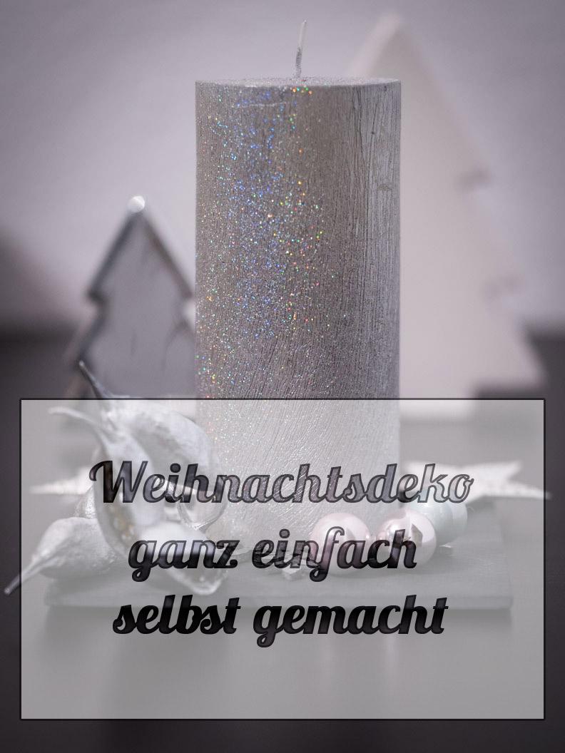 Schicke DIY-Weihnachtsdeko