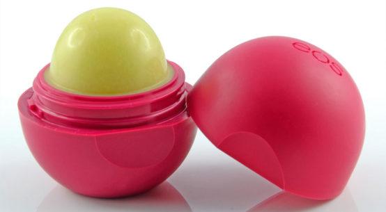 Review: Natürliche Lippenpflege, witziges Design - der Eos Lip Balm
