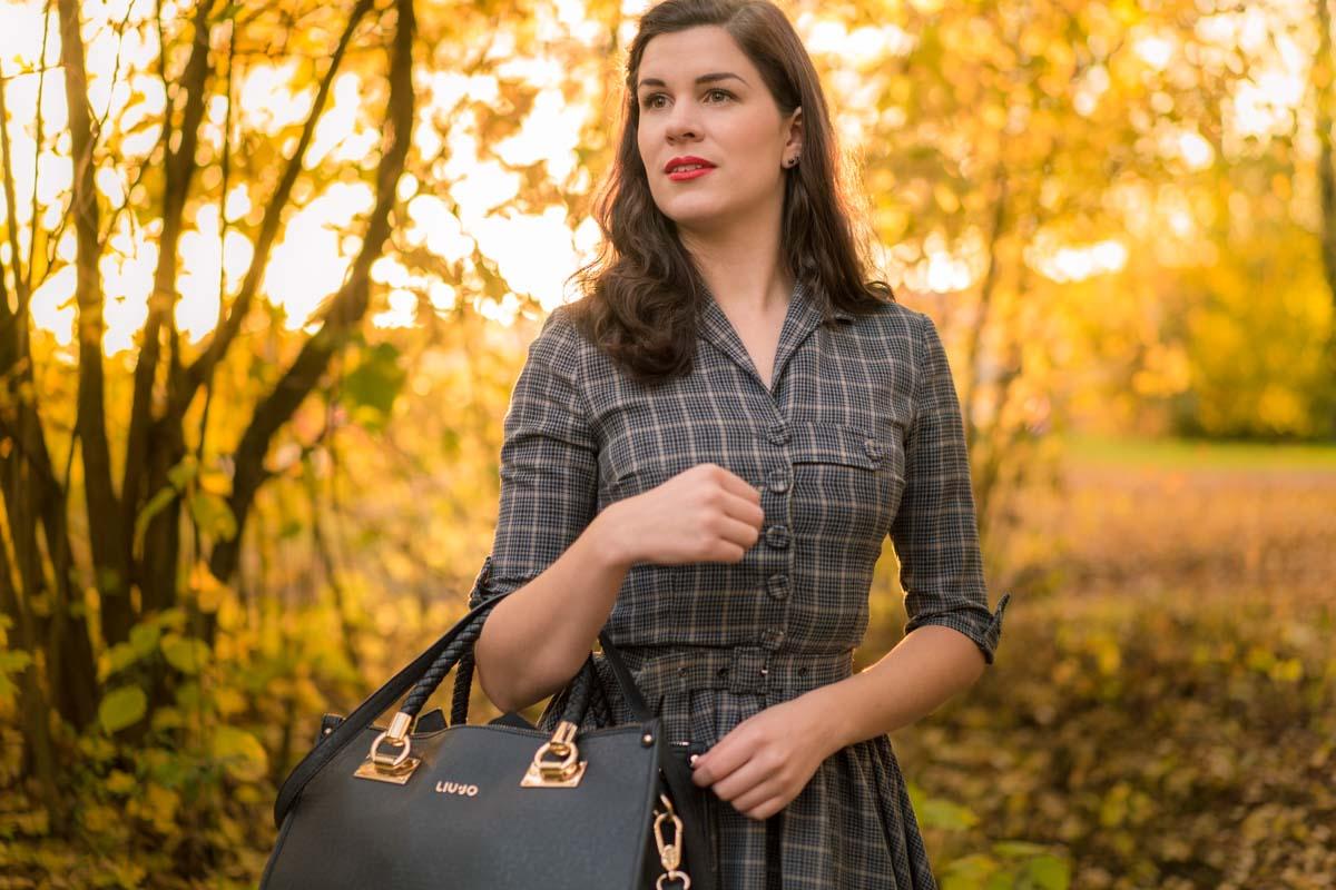 Mein Style-Tagebuch: warme Retro-Outfits für die Weihnachtszeit