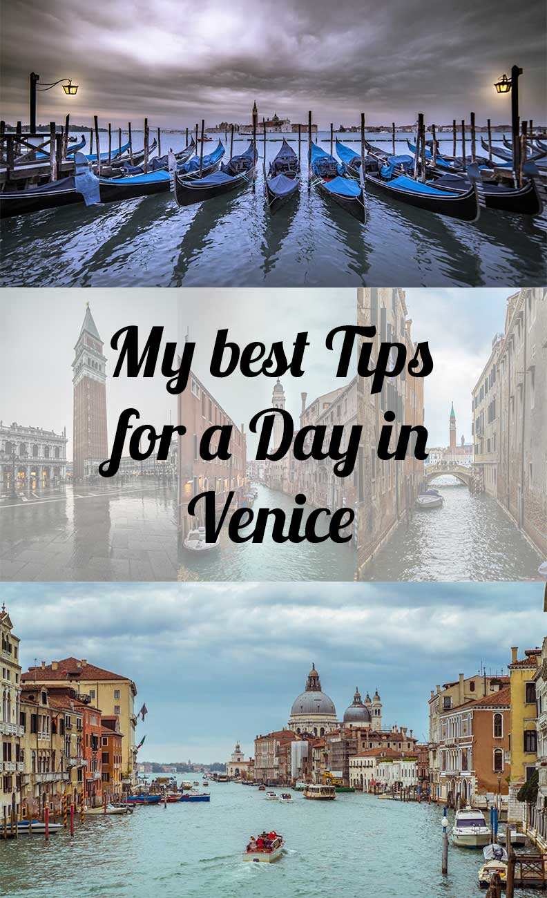 Travel blogger RetroCat's best tips for a day in Venice / Italy