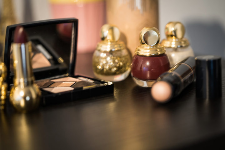Christmas Makeup: 5 festive Beauty Products for a glamorous Look