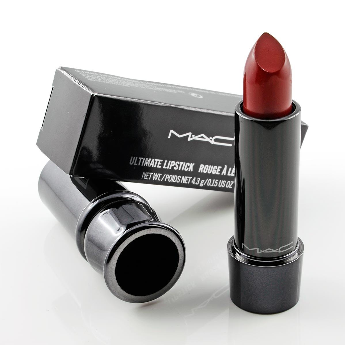 """Der Ultimate Lipstick in """"Dangerously Chic"""" von Mac im Test"""