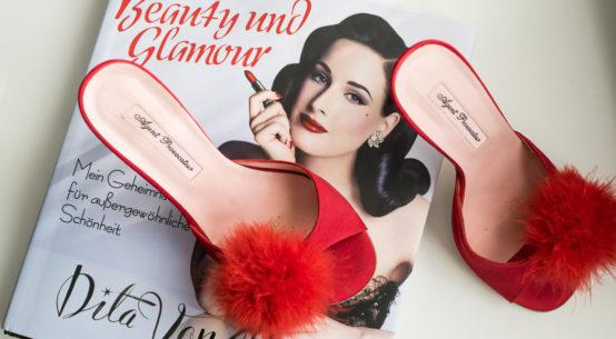 """""""Beauty und Glamour"""" der exklusive Beauty-Guide von Dita von Teese"""