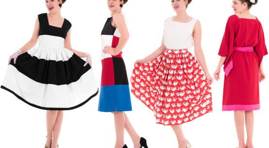 Farbenfroh und heiß: Die Grünten Mode Frühjahrs-Sommer-Kollektion 2017