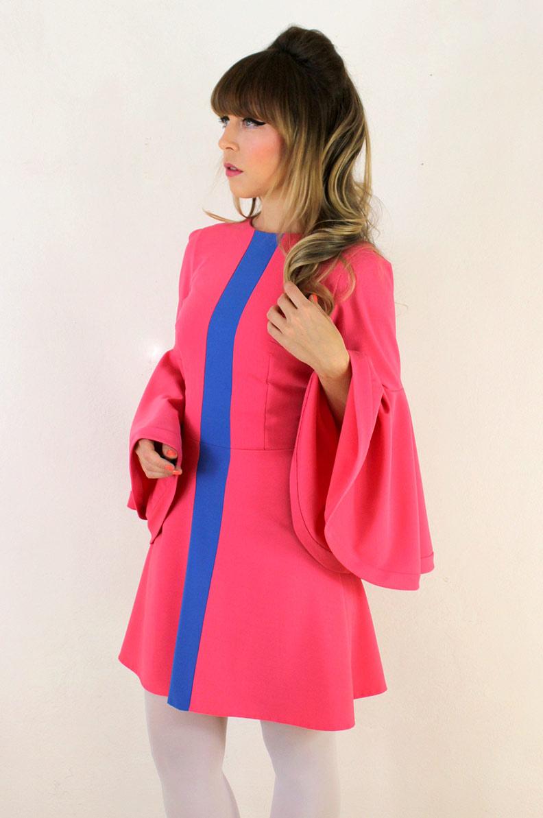 Sara von Grünten Mode im Panton Dress