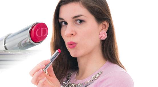"""Frühling für die Lippen: Der Dior Addict Gradient Lipstick in """"Fuchsia Twist"""" - Review"""