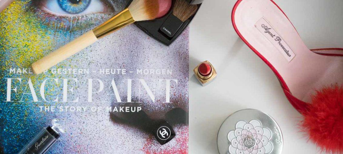 """""""Face Paint"""" von Lisa Eldridge: Ein exklusives Buch über die Geschichte des Make-ups"""