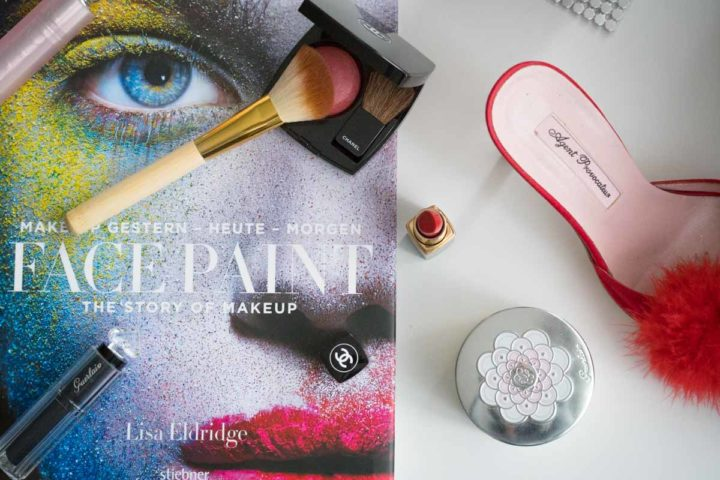 """""""Face Paint"""" by Lisa Eldridge: An amazing Book about the History Of Makeup"""