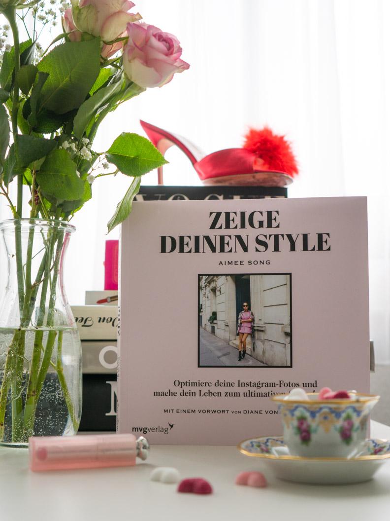 """Das Buch """"Zeige Deinen Style: Optimiere deine Instagram-Fotos und mach dein Leben zum ultimativen Schaufenster"""" von Aimee Song"""