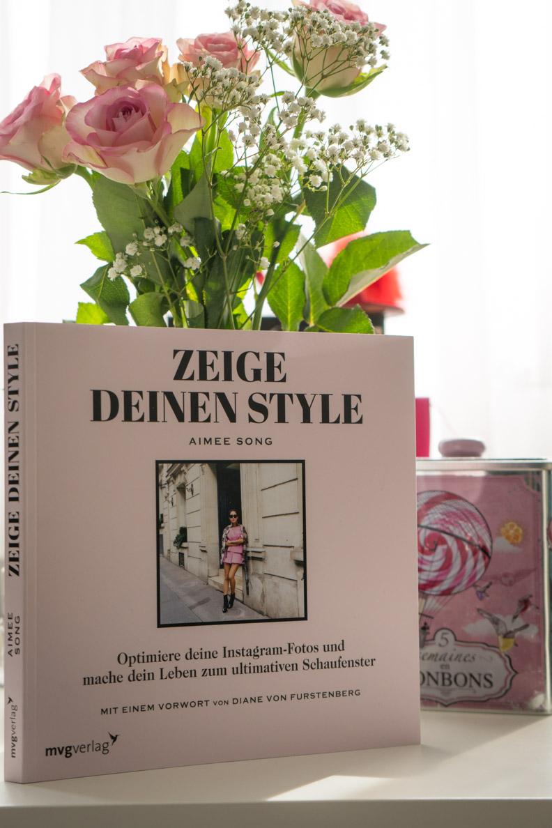"""""""Zeige Deinen Style"""" von der Bloggerin Aimee Song vom Blog Song of Style"""