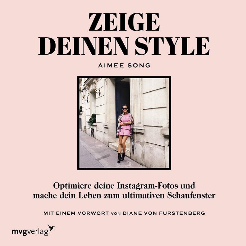 """Eine ausführliche Rezension zum Buch """"Zeige Deinen Style"""" von Aimee Song"""