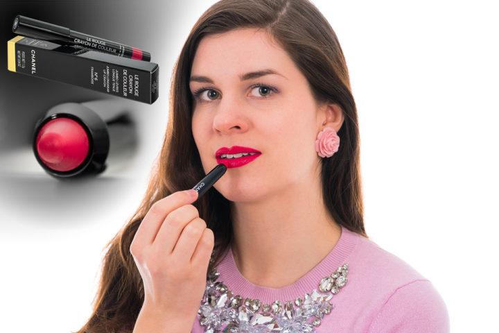 Für schöne Lippen: Der Chanel Le Rouge Crayon De Couleur - Review