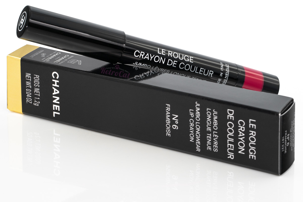 Der Chanel Le Rouge Crayon De Couleur im Test