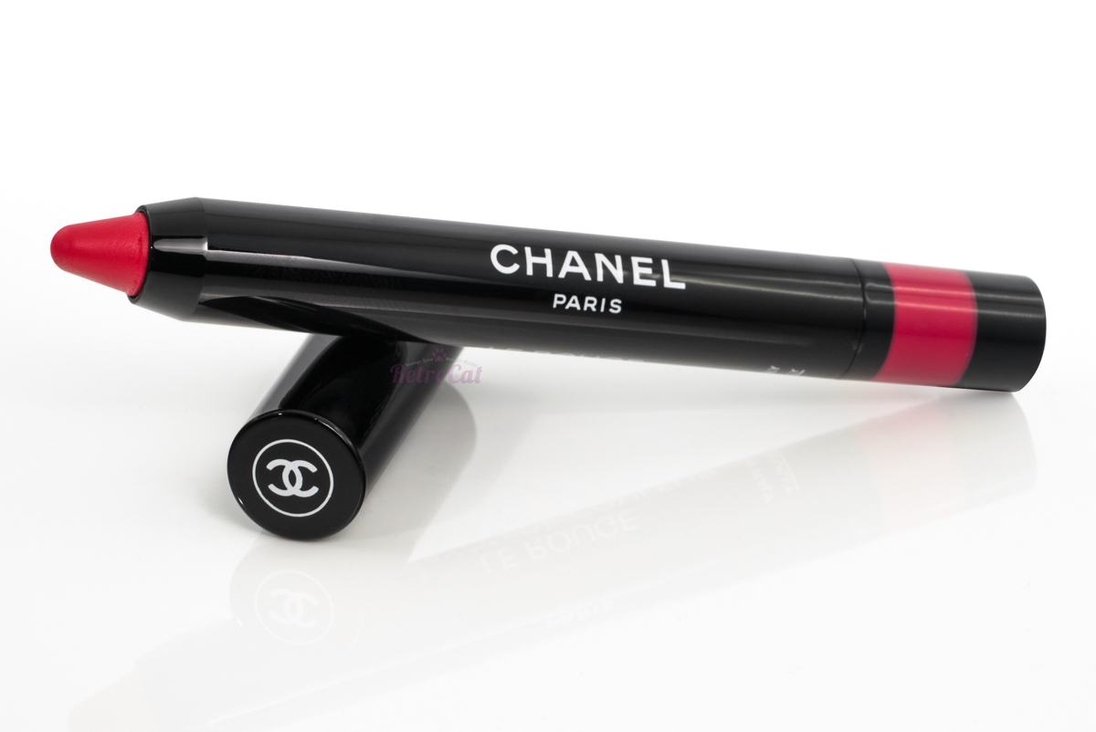 "Eine Review zum Chanel Le Rouge Crayon De Couleur Lippenstift in ""Framboise"""