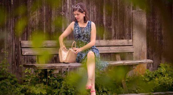 Bekenntnisse einer Katzenliebhaberin und das Broadway Dress von Vive Maria
