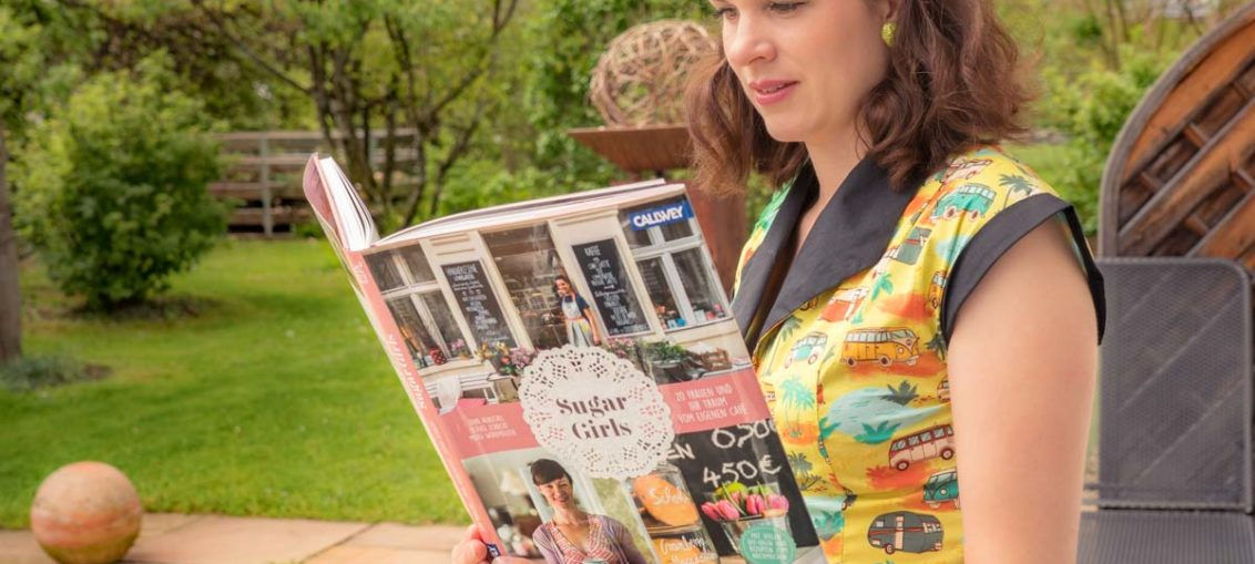 Sugar Girls: Ein Buch über 20 zauberhafte Cafés und deren Besitzerinnen