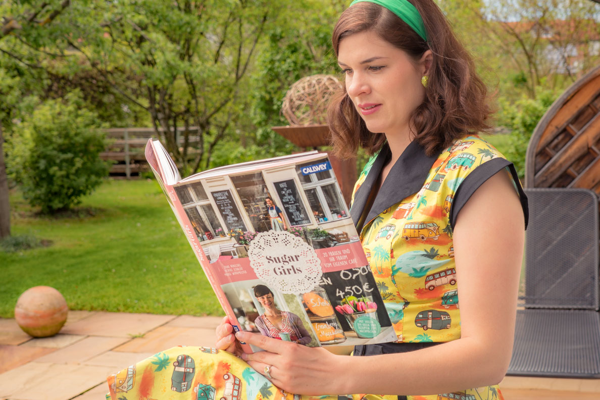 "Ein Blick ins Buch ""Sugar Girls"" (Callwey Verlag)"