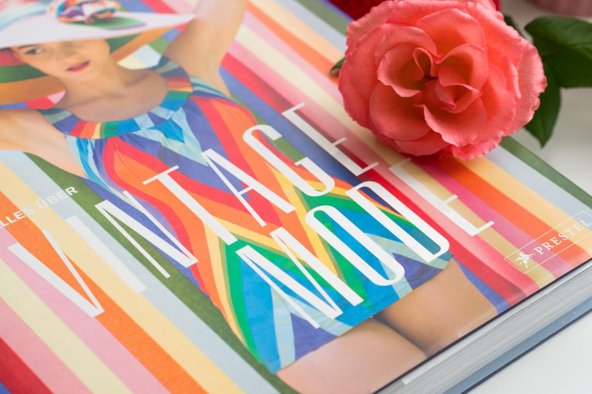 """Das Buch """"Alles über Vintage Mode"""" in der Detailansicht"""