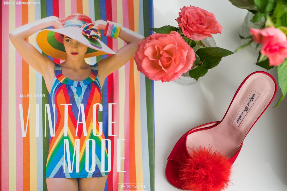 """Eine ausführliche Rezension zum Buch """"Alles über Vintage Mode"""" (Prestel Verlag)"""
