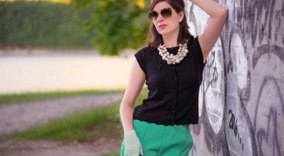 Für einen coolen Retro-Look: Die Lena Pants von King Louie